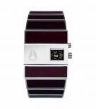 Nixon Herrenuhr A028-401-00 Rotolog -Spring Uhr Armbanduhr Retro Licht