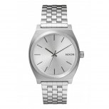Nixon Herrenuhr A045-1920-00 Damenuhr Time Teller All Silver Unisex Uhr