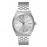 Nixon Herrenuhr A045-1920-00 Damenuhr Time Teller All Silver Unisex Uhr