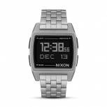 Nixon Herrenuhr A1107-000-00 Base Black Digital Uhr Unisex Armbanduhr Retro
