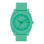 Nixon Unisex Uhr A119-2288 Time Teller Matte Spearmint Armbanduhr Damen Herren
