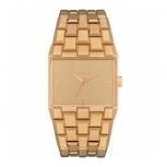 Nixon Herrenuhr A1262-502 Ticket II All Gold Armbanduhr Uhr