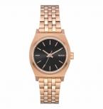 Nixon Damenuhr A399-2598 Small Time Teller Rosegold Kleine Uhr Rose