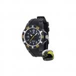 MAREA Herrenuhr B35232-52 Uhr Sport schwarz Armbanduhr Motorrad Motorbike