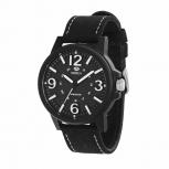 MAREA Herrenuhr B35269-2 Uhr Sport schwarz Armbanduhr
