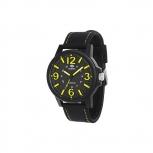 MAREA Herrenuhr B35269-4 Uhr Sport Gelb Armbanduhr