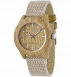 MAREA Herrenuhr B41193-1 WOOD LOOK Holz Uhr Damenuhr Holzuhr