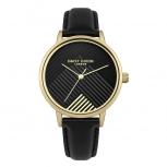 Daisy Dixon London Damenuhr DD056BG Jade Armbanduhr Uhr Leder Gold
