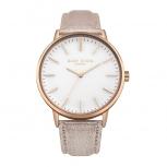 Daisy Dixon London Damenuhr DD061CRG Harper Armbanduhr Uhr Leder Roségold
