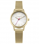 Daisy Dixon London Damenuhr DD069GM Kendall Armbanduhr Uhr Gold Mini 26 mm