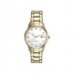 Esprit Damenuhr ES100S62010  Uhr Gold Armbanduhr
