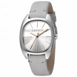 Esprit Damenuhr ES1L038L0015 Infinity Uhr Silber Leder Armbanduhr