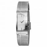 Esprit Damenuhr ES1L045M0015 Houston Blaze Uhr Silber Milanaise Armbanduhr