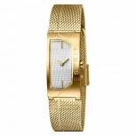 Esprit Damenuhr ES1L045M0035 Houston Blaze Uhr Gold Milanaise Armbanduhr