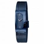 Esprit Damenuhr ES1L045M0065 Houston Blaze Uhr Dunkelblau Milanaise Armbanduhr