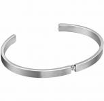 Esprit Damen Armband ESBA00142100 Laurel Armreif Silber Schmuck