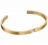Esprit Damen Armband ESBA00142200 Laurel Armreif Gold Schmuck