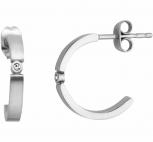 Esprit Ohrringe ESER00142100 Laurel Silber Ohrstecker Stecker Steckcreole