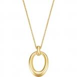 Esprit Damen Kette ESNL13096B  Gold Halskette 90cm