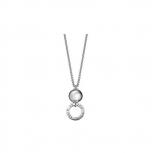 Esprit Damen Kette ESNL91840D Halskette Damenkette Silber