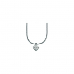 Esprit Damen Kette ESNL91934A Collier Halskette Silber