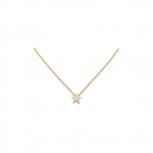 Esprit Damen Kette ESNL92979B420 Collier Halskette Gold Silber Damenkette