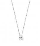 Esprit Damen Kette ESNL93193A420 Damenkette Silber