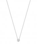 Esprit Damen Kette ESNL93420A Damenkette Silber Anhänger Collier