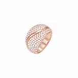 Esprit Damenring ESRG02844C Rosegold GR 18 Ring