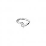 Esprit Damenring ESRG92139A180 Ring Silber Gr18