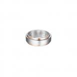 Esprit Damenring ESRG92278B18 Bicolour Ring Gr 18 Roségold Fingerring