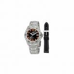 Festina Herrenuhr F16170-A Sport Armbanduhr + Lederband