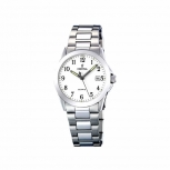 Festina Damenuhr F16377-1- Armbanduhr Silber Uhr Schmuckuhr