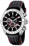 Festina Herrenuhr F16489-5 Sport Zeitzone Chrono Dualtime Uhr