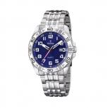 Festina Herrenuhr F16495-3 Business Uhr Sport Silber Armbanduhr