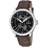 Festina Herrenuhr F16573-4- Multifunktion Klassik Uhr Armbanduhr