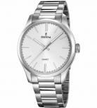 Festina Herrenuhr F16807-1 Sport Business Uhr Silber Armbanduhr