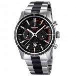 Festina Herrenuhr F16819-3 Chronograph Racing Armbanduhr Uhr Carbon