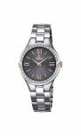 Festina Damenuhr F16916-2 Damen Uhr Silber Armbanduhr