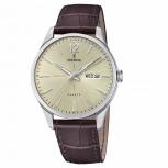 Festina Herrenuhr F20205-1 Armbanduhr Uhr Leder