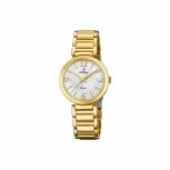 Festina Damenuhr F20214-1 Gold Uhr Armbanduhr Schmuckuhr