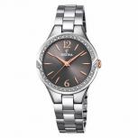 Festina Damenuhr F20246-2 Schmuckuhr Silber Uhr Armbanduhr