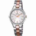 Festina Damenuhr F20247-1 Schmuckuhr Silber Uhr Armbanduhr