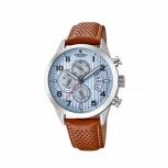 Festina Herrenuhr F20271-4 Sport Chronograph Armbanduhr Blau Chrono Uhr
