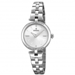 Festina Damenuhr F20307-1 Schmuckuhr Silber Uhr Armbanduhr