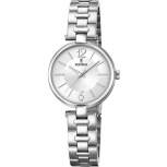 Festina Damenuhr F20311-1 Schmuckuhr Silber Uhr Armbanduhr