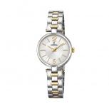Festina Damenuhr F20312-1 Schmuckuhr Silber Uhr Armbanduhr Mademoiselle