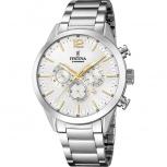 Festina Herrenuhr F20343-1 Sport Chronograph Armbanduhr Blau Chrono Uhr