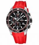 Festina Herrenuhr F20370-3 Uhr Armbanduhr Multifunktionsuhr Chronograph