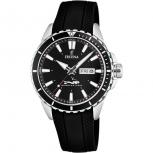 Festina Herrenuhr F20378-1 Sport Taucheruhr Diver Armbanduhr Chrono Uhr Schwarz